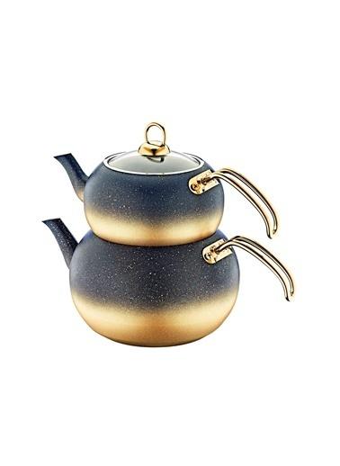 OMS Çaydanlık Renkli